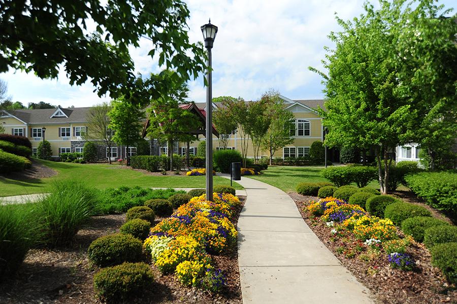 Parkview-walkway