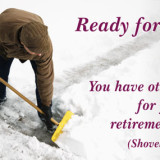 Active Retirement Lifestyle Banner