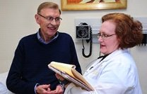 Geriatrician at On-Site Wellness Clinic