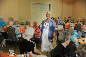 High Tea and High Style at Park Springs Fashion Show Hosted by Chico's