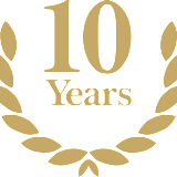 Park Springs 10 Years Logo