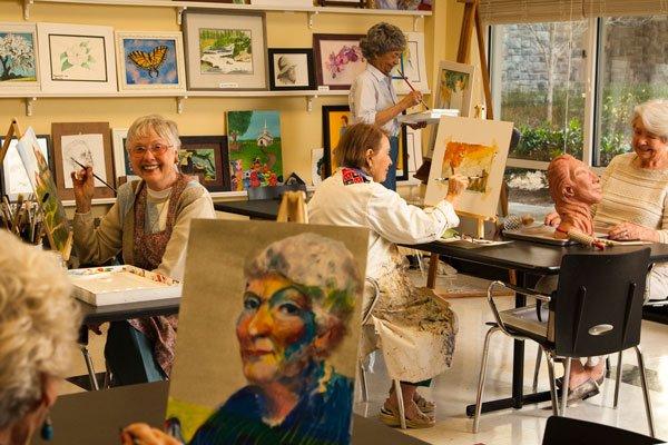 Art Studio at Park Springs