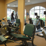 Senior fitness center at Park Springs