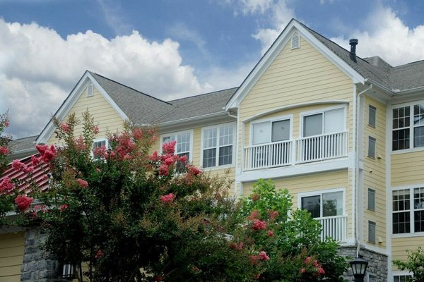 Senior apartments at Park Springs