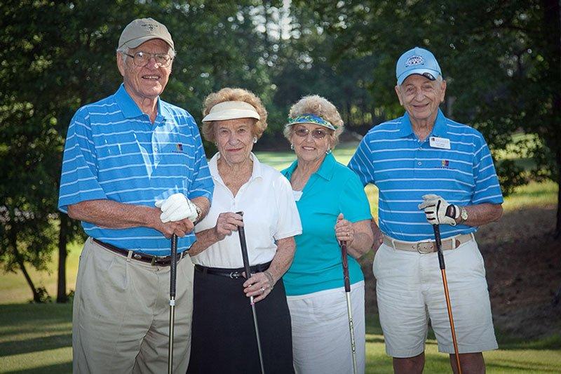 Golf Courses Enhance Park Springs' Resort Lifestyle