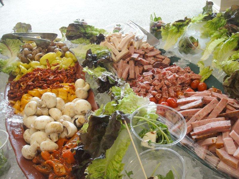 Food at Taste of Park Springs