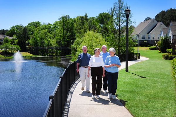 social wellness at Park Springs
