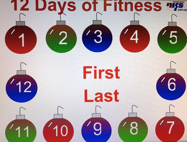 12-days-of-fitness