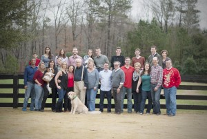 PS Corbett family christmas 2015