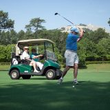 golfcart at Stn Mntn