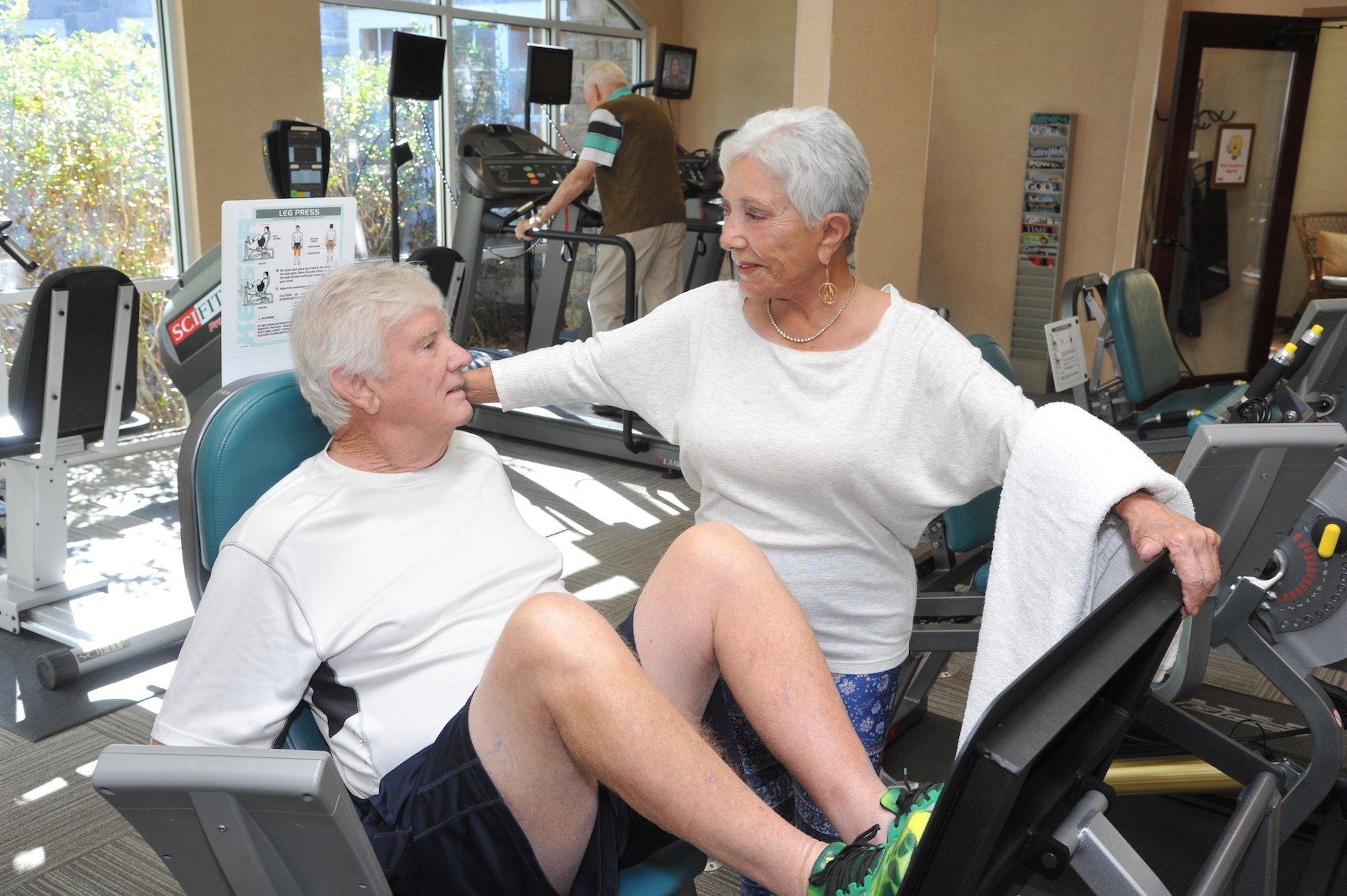 park springs fitness center