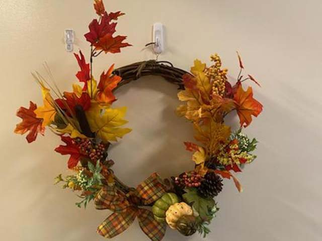 Celements-wreath-hung-up