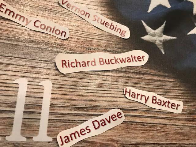 vet-names