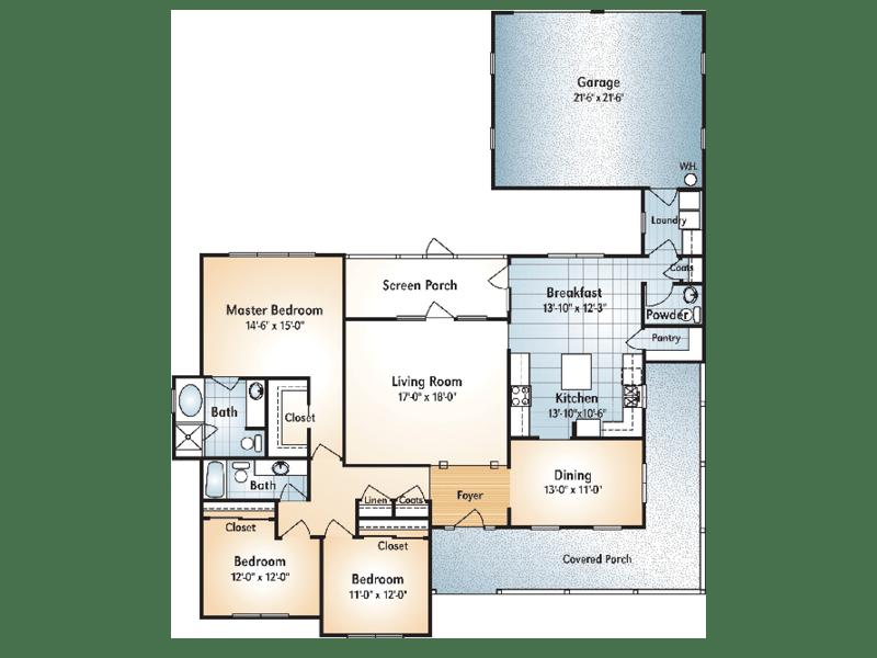 OCONEE Floorplan