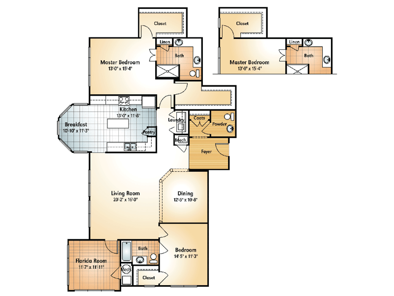 Hazel Floorplan