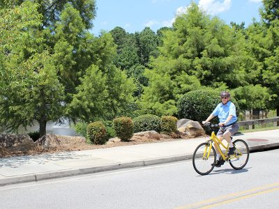 Park Springs Bike Trail