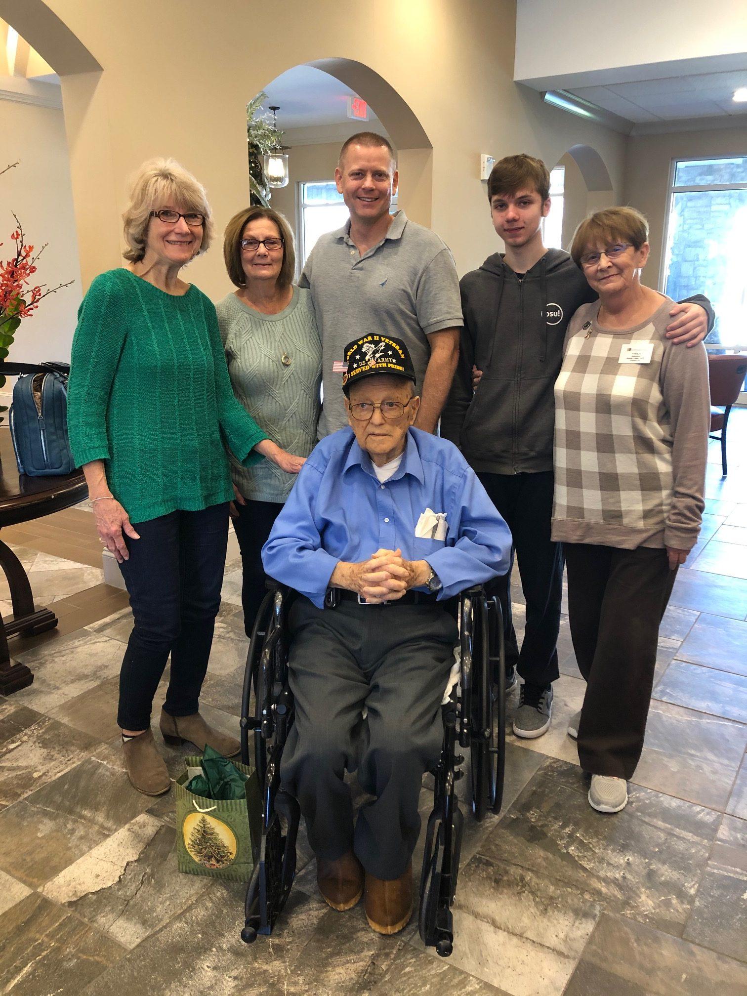 Veteran Visit