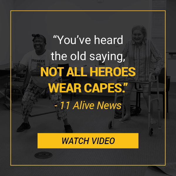 11 Alive: Heroes living on Park Springs campus