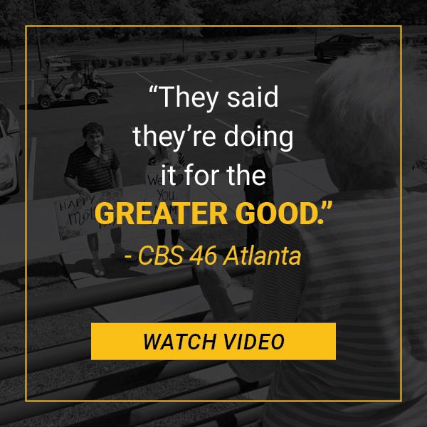 CBS 46 Atlanta: Park Springs essential workers make sacrifices