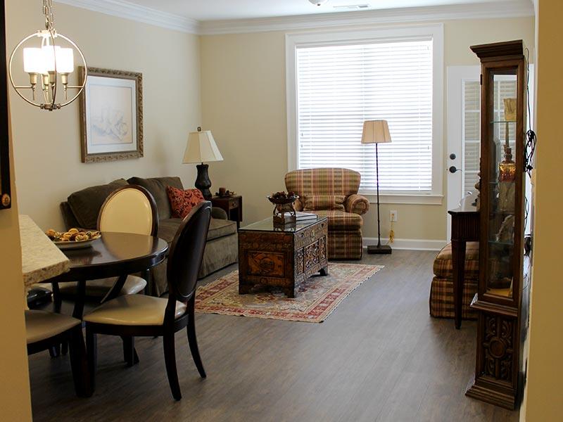 Cohutta Living Room
