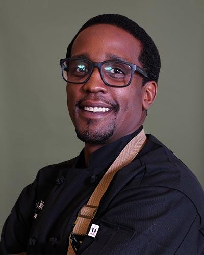 Chef Marcus Walden