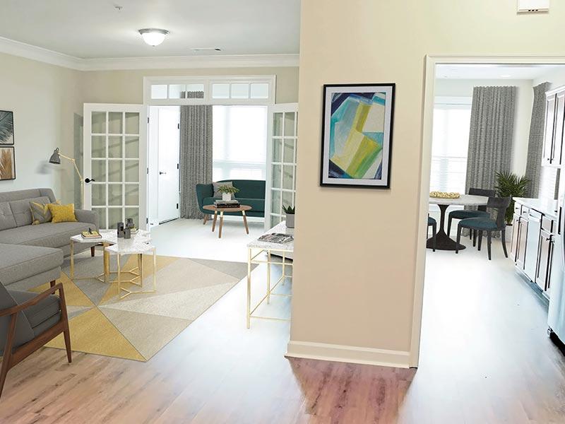 Medalist Living Room