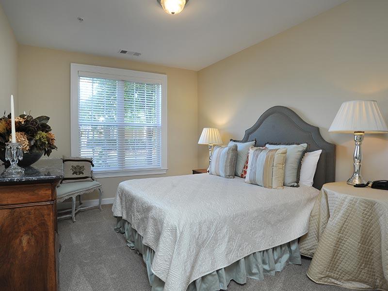 Ocmulgee Bedroom
