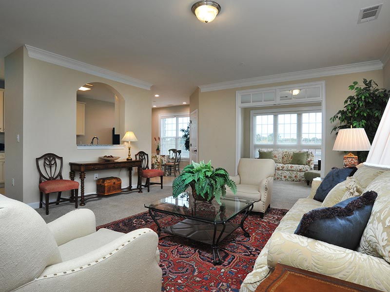 Piedmont Living Room