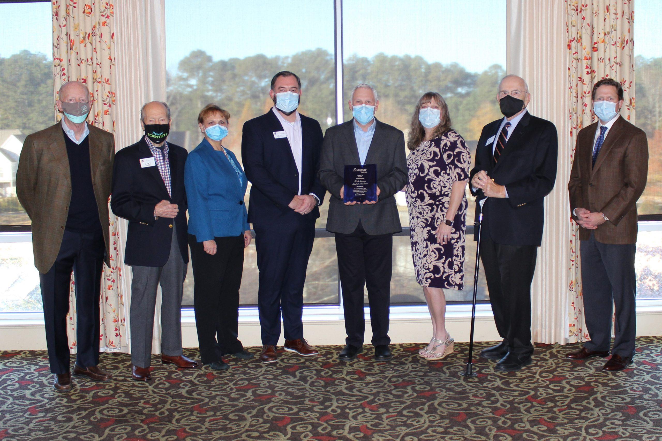LeadingAge Georgia Award of Honor