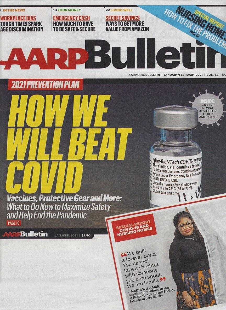 AARP Bulletin JAN/FEB
