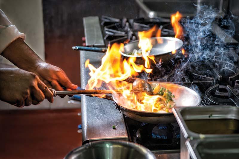 Cooking-Decatur
