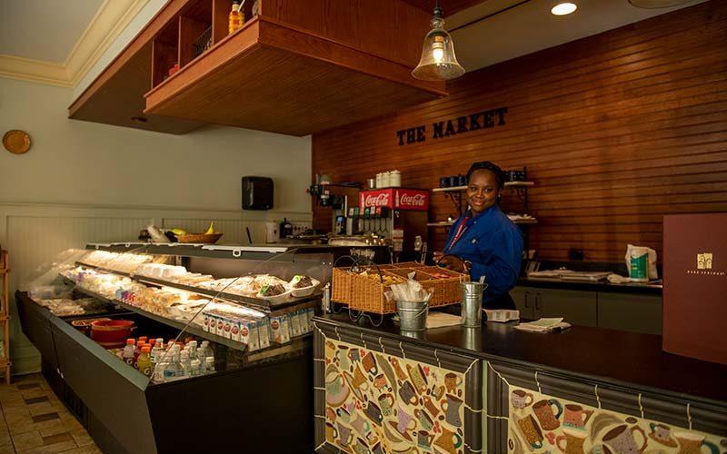 Market Café Bistro